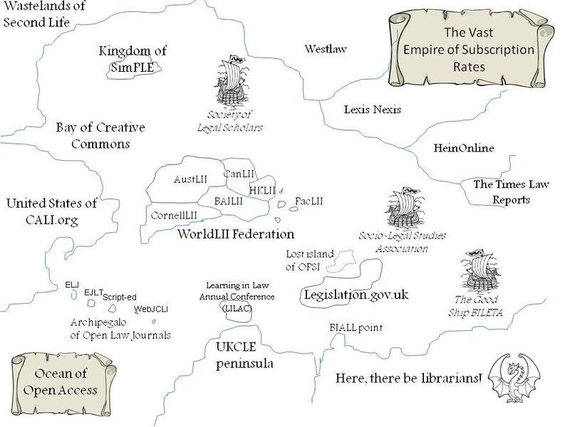 Map of Legal Ed updated